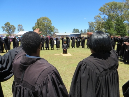 Ordination Service for Rev. Mokitimi