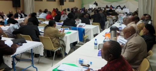 LECSA Synod Meeting 2017